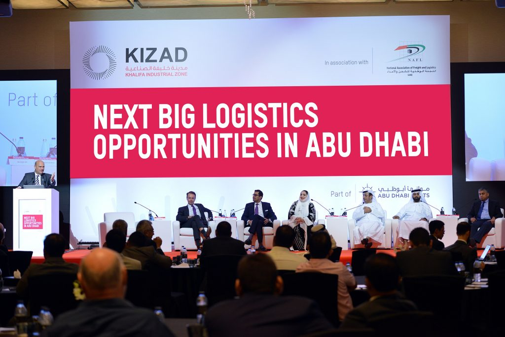 In partnership with National Association of Freight and Logistics (NAFL), KIZAD Logistics Workshop addresses logistics sector on opportunities to drive competitive advantage