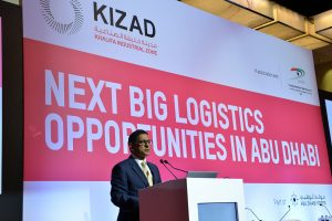 KIZAD highlights array of logistics solutions that are key