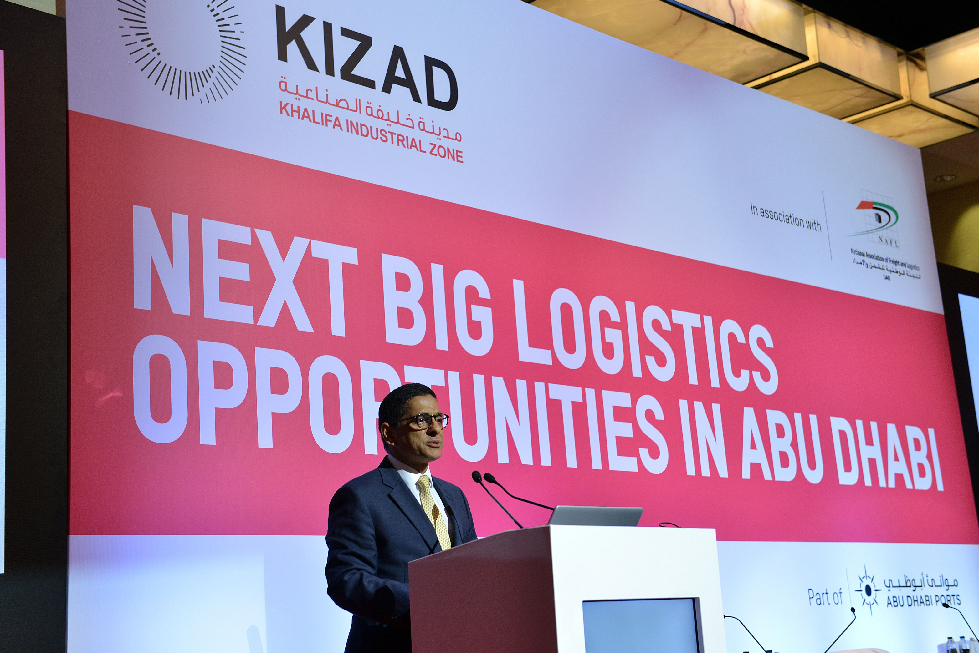 KIZAD highlights array of logistics solutions that are key to unlocking UAE-based companies' growth