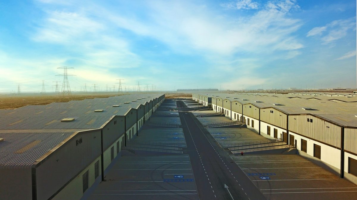 New Light Industrial Units and Free Zone Warehouses launched